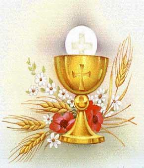 """Festa del """"Cristo Eucaristico"""" nell'Infermeria delle Suore"""