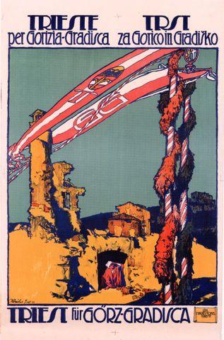 Mostra sulla propaganda nella 1° Guerra Mondiale