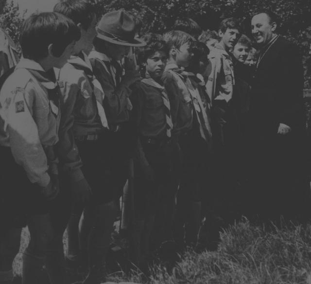 40esimo di fondazione del gruppo Cormòns 1°