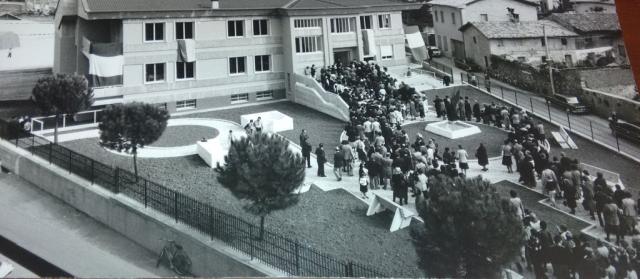 Inaugurazione Ric