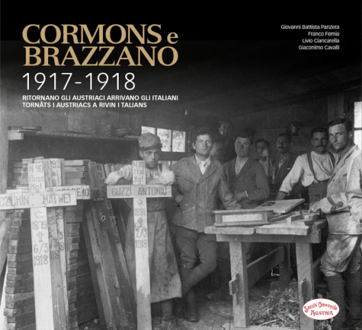 Cormòns e brazzano 1917-18