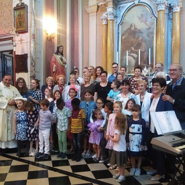 Festa dei cori a Brazzano