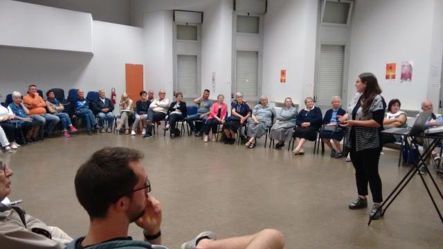 Caritas diocesana incontra i C.pa.pa.