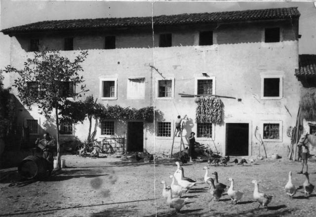 Casa colonica anni '50