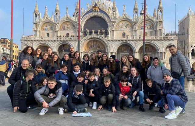 Gruppo Medie Ric a Venezia