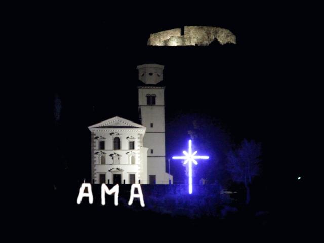Croce sul monte Quarin