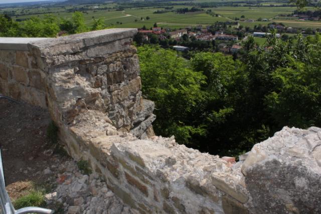 Ripristino danneggiamenti chiesa di San Giorgio