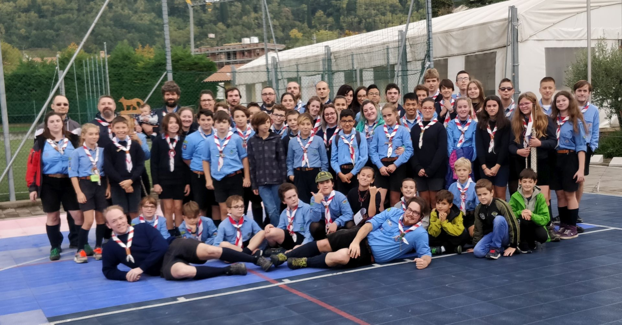 gruppo scout Cormòns 1°