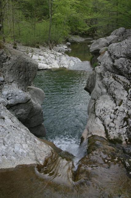 Alta valle dello Judrio