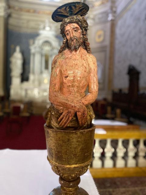 Cristo Eucaristico