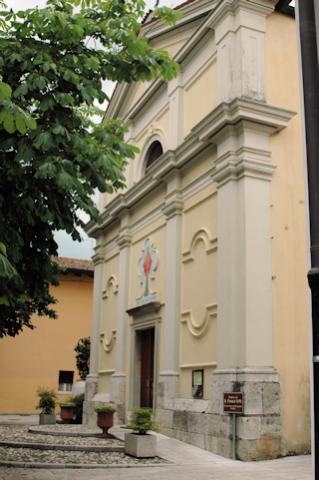 Chiesa parrocchiale di Santa Fosca