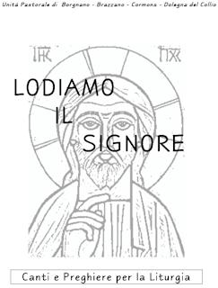 libro canti liturgici