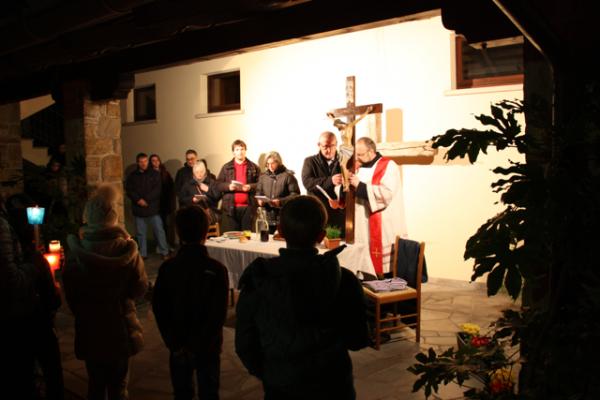 Via Crucis cittadina 2016