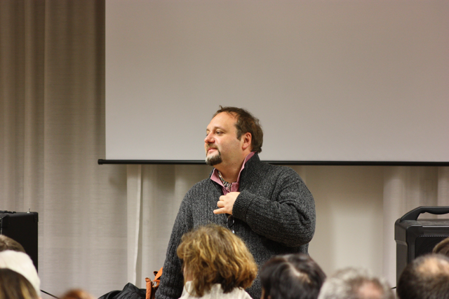 Il prof. Francesco Pira