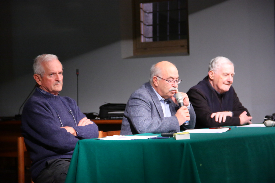Conferenza in ricordo di mons. Trevisan