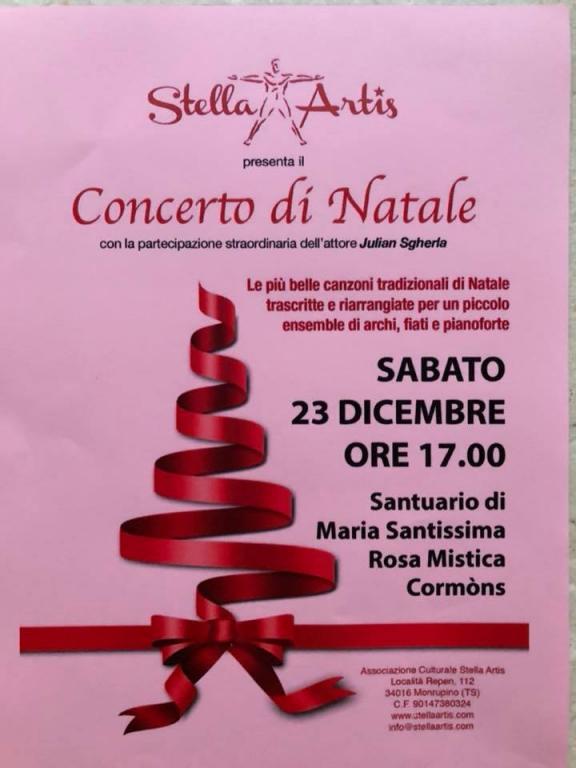 La Stella Di Natale Canzone.Galleries Unita Pastorale Di Cormons