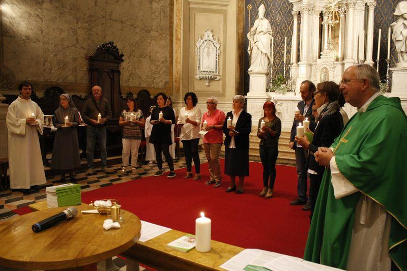 Mandato ai catechisti
