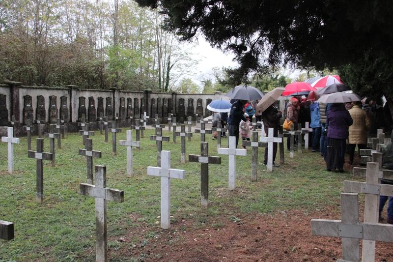 Cimitero dei caduti russi a brazzano