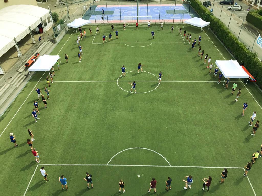 Campo di calcio del Ric