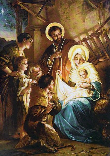 Immagini Di Natale Con Sacra Famiglia.La Festa Della Sacra Famiglia Unita Pastorale Di Cormons