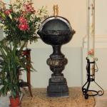 Fonte battesimale della chiesa parrocchiale di santa Fosca