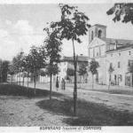 Cartolina di Borgnano del 1920