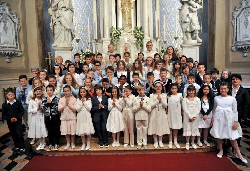 Super Festa di prima comunione 2012 | Unità Pastorale di Cormòns DB83