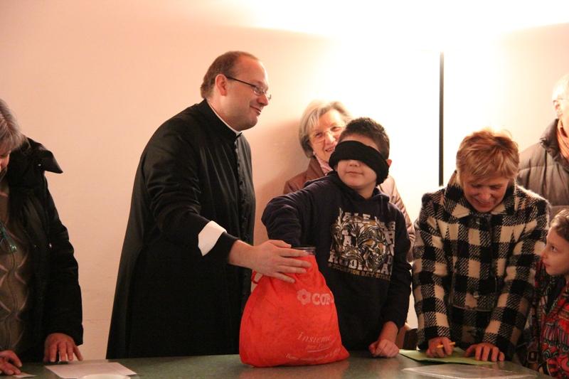 Estrazione Lotteria Missionaria 2013