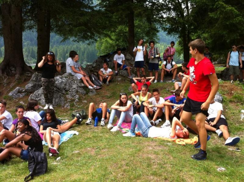 Campo Superiori - Fusine 2012